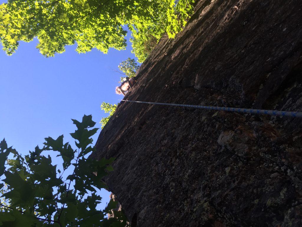 AAA Rock Climbing. Photo Credit L.S.