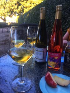 Snacks and Wine Tasting in Arroyo Grande