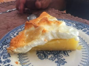 Grandma Walters' Homemade Lemon Meringue Pie