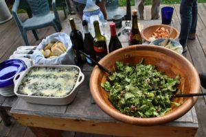 Garden-Fresh Dinner