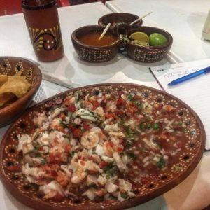 La Lomita's Ceviche