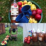 Homemade cider
