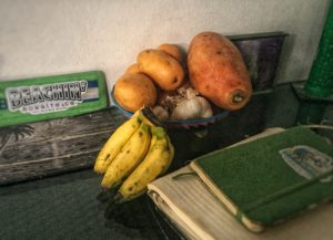 Simple Gifts: Fresh fruit from the market