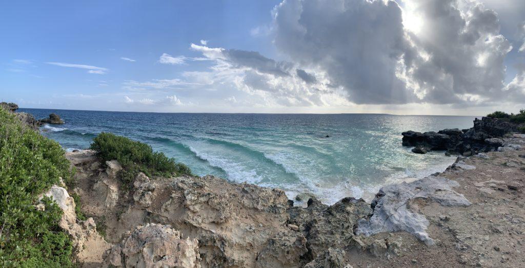 Isla Mujeres Caribbean Coastline