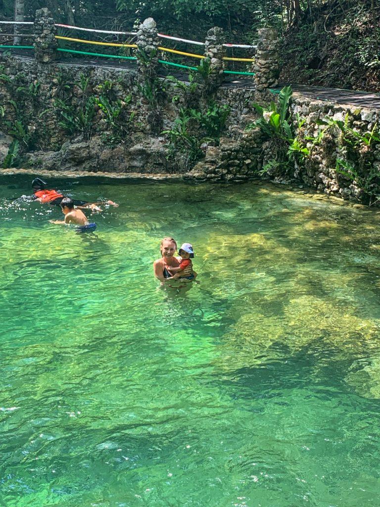 Cenote! Ruta de Cenotes. Yucatan